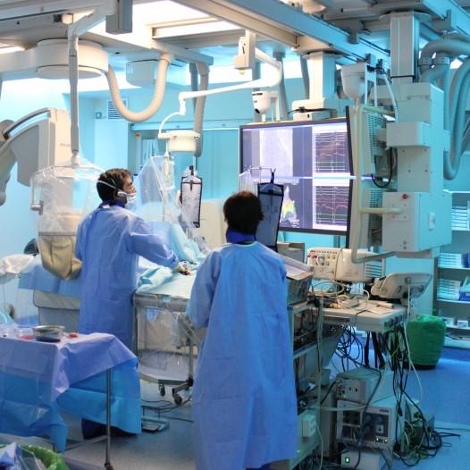 Máster en Arritmología Cardiaca Clínica e Intervencionista