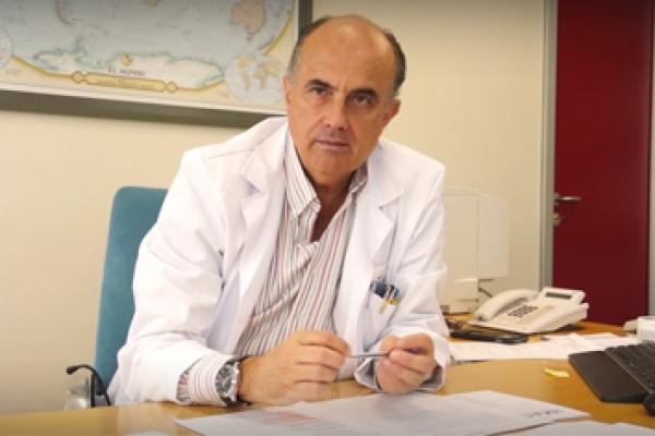 Antonio Zapatero, coordinador del Grupo de Gestión Clínica de la Fundación Instituto para la Mejora de la Asistencia Sanitaria